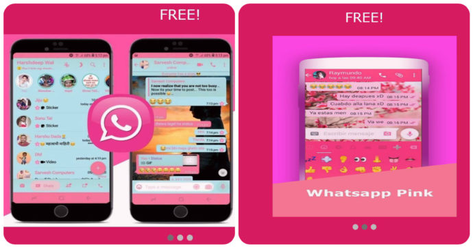 """""""Whatsapp Pink"""", la nuova truffa che colpisce solo alcuni telefoni. Ecco quali"""