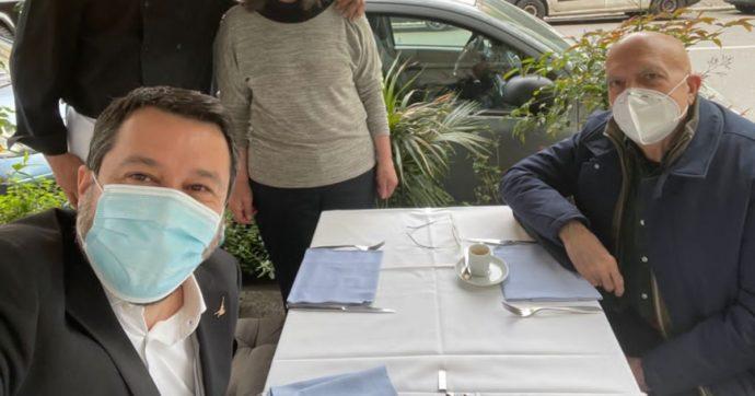 """Milano, Salvini lancia Albertini alle amministrative: """"È un candidato civico"""". L'ex sindaco: """"Devono mettersi d'accordo loro"""""""