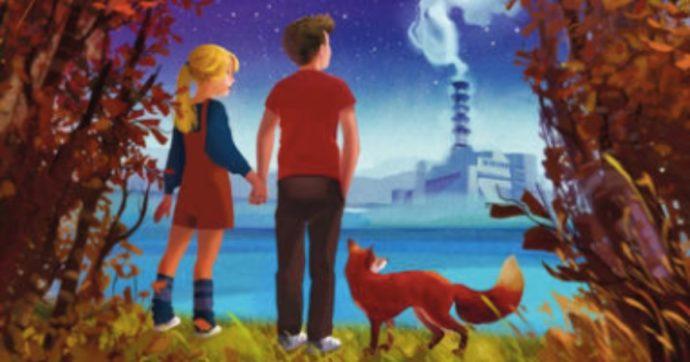 Chernobyl, 35 anni dopo – 'Quelle in cielo non erano stelle', il libro che racconta ai bambini la tragedia nucleare con una storia di amicizia
