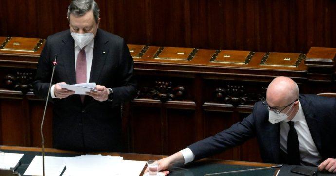 """Il discorso integrale di Draghi: """"Riusciremo ad attuare il Recovery: onestà e intelligenza prevarranno su corruzione, stupidità e interessi costituiti"""""""