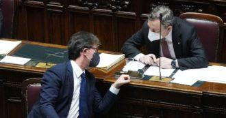 """Recovery, il dibattito alla Camera. Fdi protesta: """"Si discute un testo modificato un'ora prima"""". Letta: """"Le parole di Draghi sono le nostre"""""""