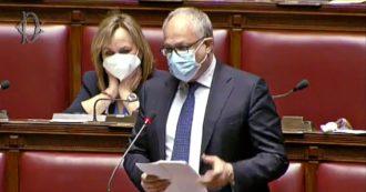 """Recovery, l'ex ministro Gualtieri in Aula: """"È un ottimo piano. Conferma, rafforza e completa quello di gennaio"""""""