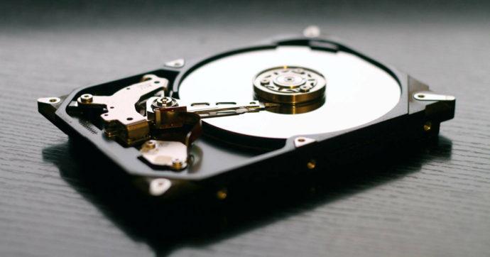 Hard disk 10 volte più capienti grazie al grafene