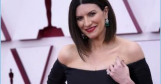 """Oscar 2021, Laura Pausini è la grande delusa: """"Torno in Italia felice per l'esperienza irripetibile"""". La rapper 23enne H.E.R. le soffia il premio"""