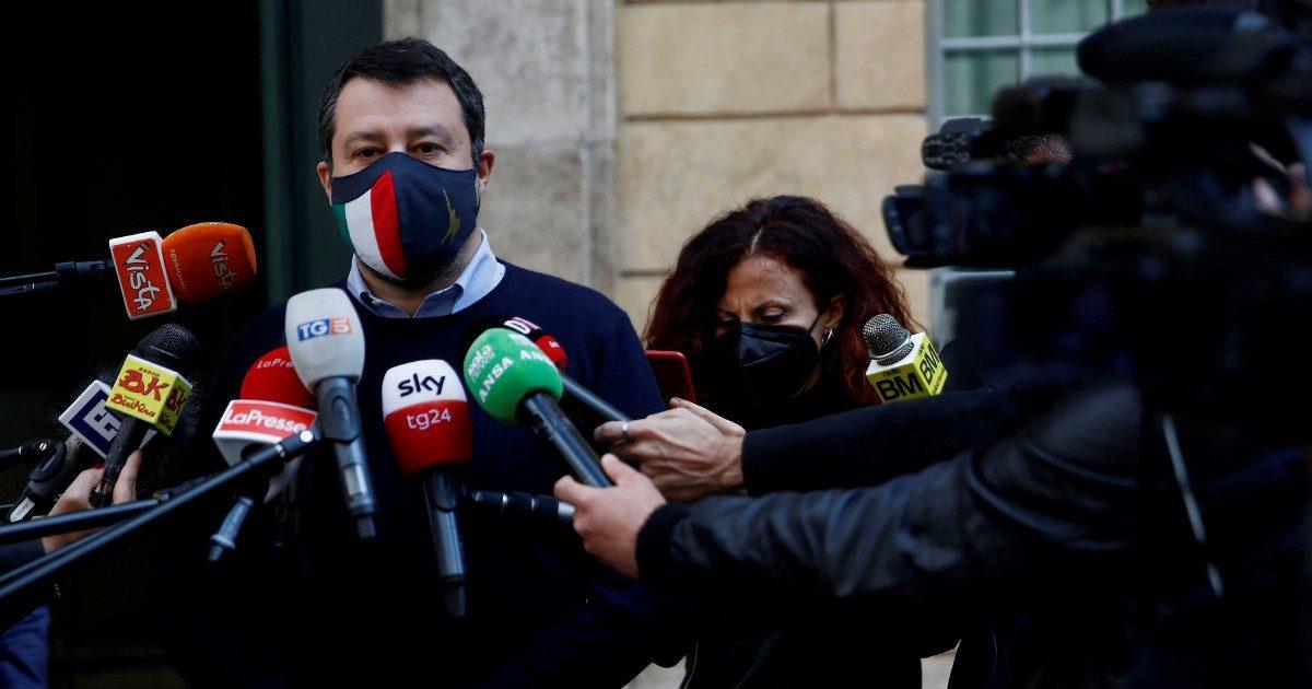 """Salvini pesta il suo governo: """"Il coprifuoco va cancellato"""""""