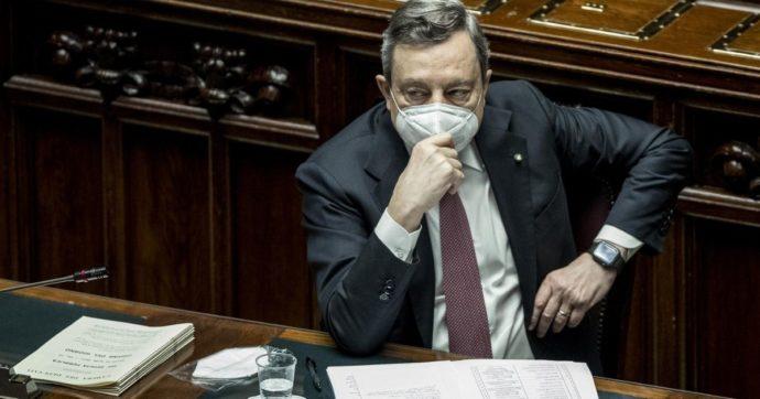 Il discorso alla Camera di Mario Draghi: bello nella forma, deludente nella sostanza