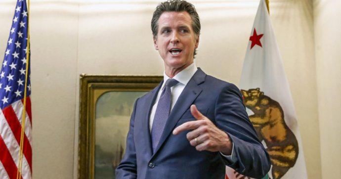 California, referendum per rimuovere il governatore dem Gavin Newsom: i repubblicani hanno raccolto le firme