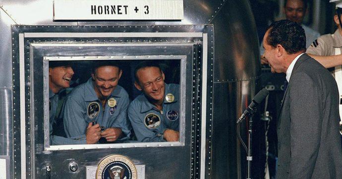 Addio a Michael Collins, morto a 90 anni l'astronauta che arrivò sulla Luna ma non ci mise piede