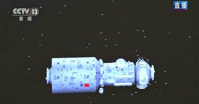 La Cina e la lunga marcia nello spazio, lanciato il primo modulo della stazione orbitante e a maggio un rover su Marte