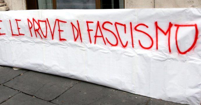 """""""Cantare Eia Eia Alalà è apologia al fascismo. Condotta potenzialmente idonea a mettere in pericolo l'ordine pubblico"""""""