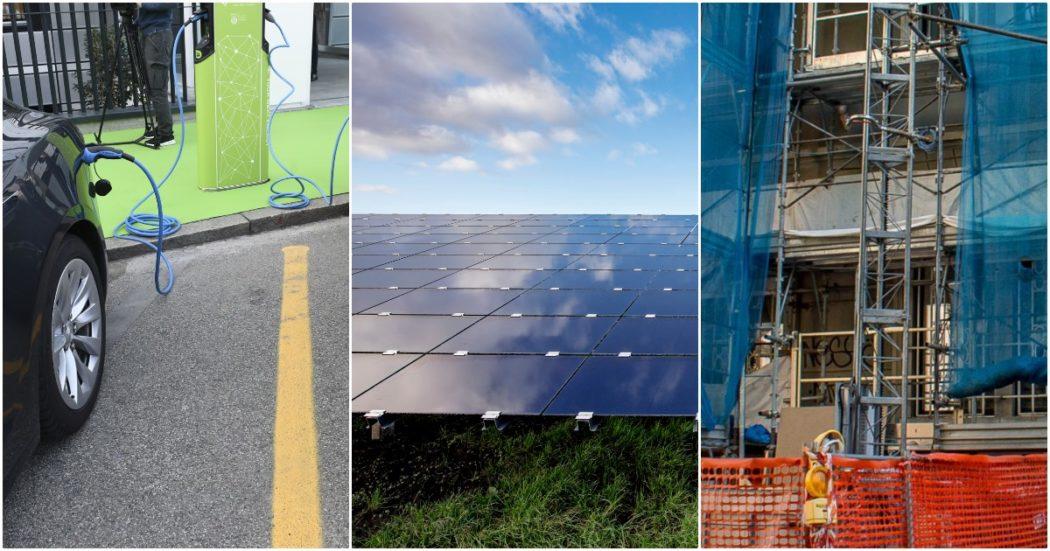 Recovery plan, dai fondi per le comunità energetiche agli obiettivi (poco chiari) sulle rinnovabili: cosa c'è davvero per la transizione ecologica. I dubbi degli ambientalisti