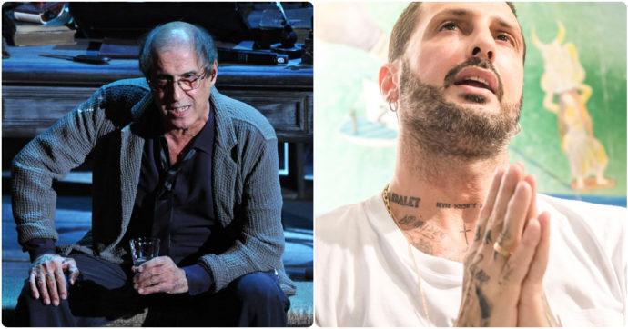 """Adriano Celentano scrive a Fabrizio Corona: """"L'unica via è Gesù. Tu ora devi risorgere"""". Lui risponde: """"La tua è un'ottima idea"""""""