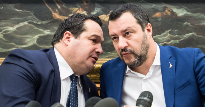 """Salvini liquida il caso Durigon: """"Più che bufera è un venticello, non c'è neanche un indagato"""". Nel Pd parla solo Boccia: """"Fare chiarezza"""""""