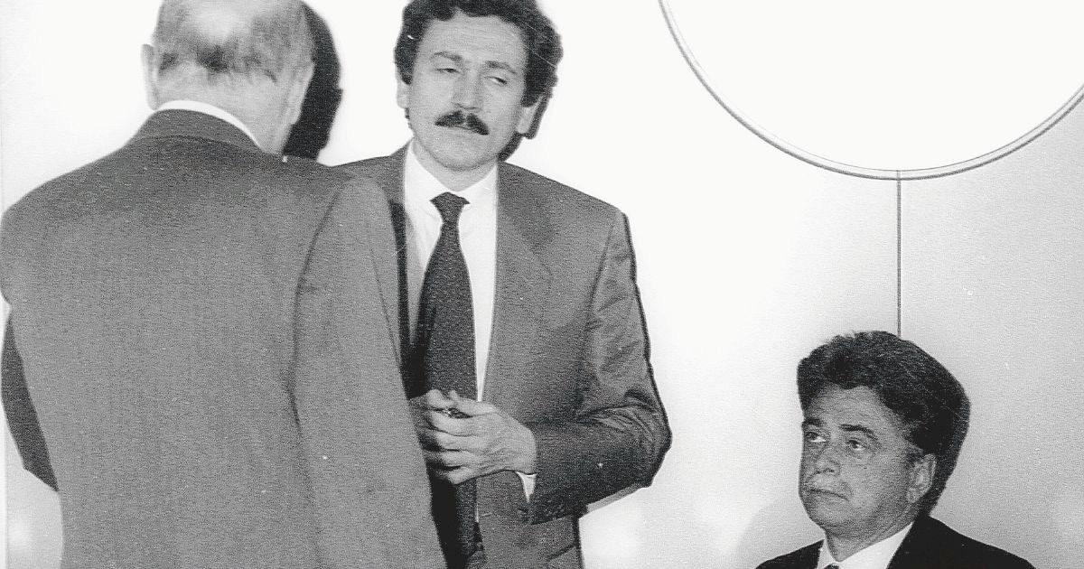 Napolitano & C., la frana del Pci deberlinguerizzato