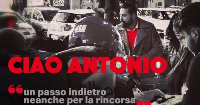 """Antonio Prisco, è morto a 37 anni il rider rappresentante della Nidil Cgil di Napoli: """"Era il sindacalista degli ultimi"""""""