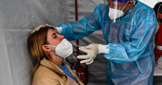 Coronavirus, i dati di oggi – 12.965 nuovi casi e 226 morti. Cala ancora il tasso di positività, oltre 500 ricoverati in meno