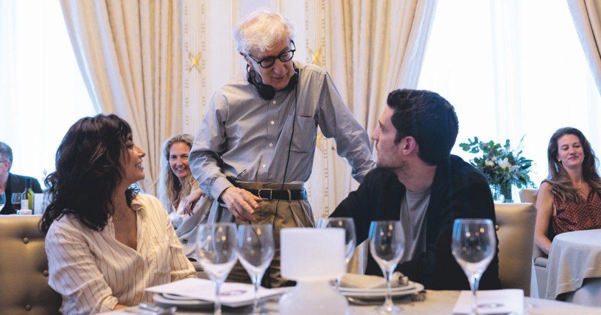 Rifkin's Festival, Woody Allen batte pure l'ostracismo