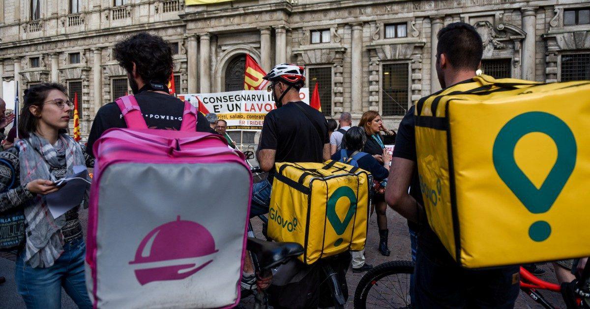 Rider e non solo: buon 1° maggio, ma senza diritti
