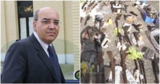 """Arsenale da guerra sequestrato ad Andria, il proprietario della villa: """"Il locale era nella disponibilità del giudice barese arrestato"""""""