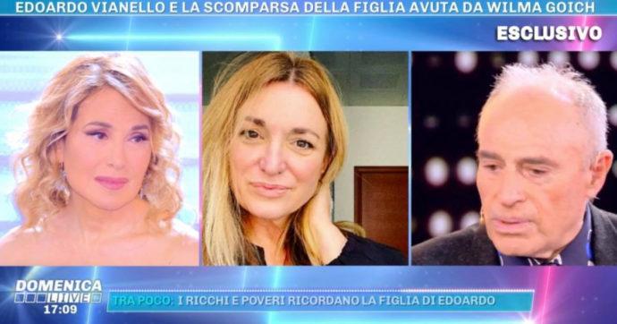 """Edoardo Vianello, la confessione sulla figlia morta: """"Terrorizzato dal Covid, non sono stato in grado di accompagnarla fino alla fine"""""""