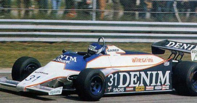 Il record triste di Miguel Angel Guerra, il pilota che ha corso in Formula 1 senza completare nemmeno un giro