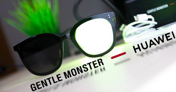 Gentle Monster Eyewear II, recensione. Occhiali da sole smart per ascoltare musica e telefonare