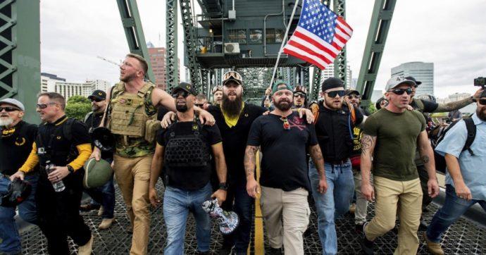 Canada, si scioglie il gruppo di estrema destra dei Proud Boys: diversi suoi membri indagati per l'assalto a Capitol Hill