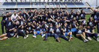 L'Empoli torna in Serie A: promozione conquistata con due giornate d'anticipo