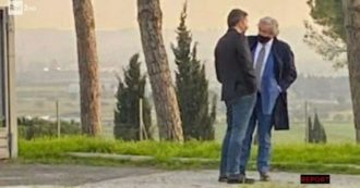 L'incontro Renzi-Mancini a Report: dai 'babbi' al vecchio giro dei Servizi. E il leader di Iv non spiega di cosa ha parlato con l'agente segreto