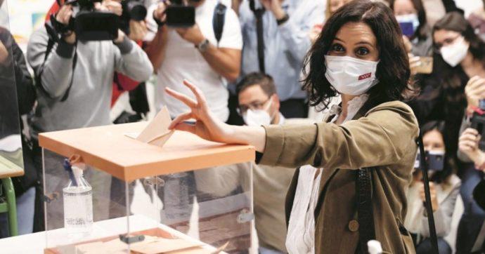 Elezioni a Madrid: vincono i Popolari, ma per governare serve l'estrema destra di Vox. Affluenza record: +11% rispetto al 2019