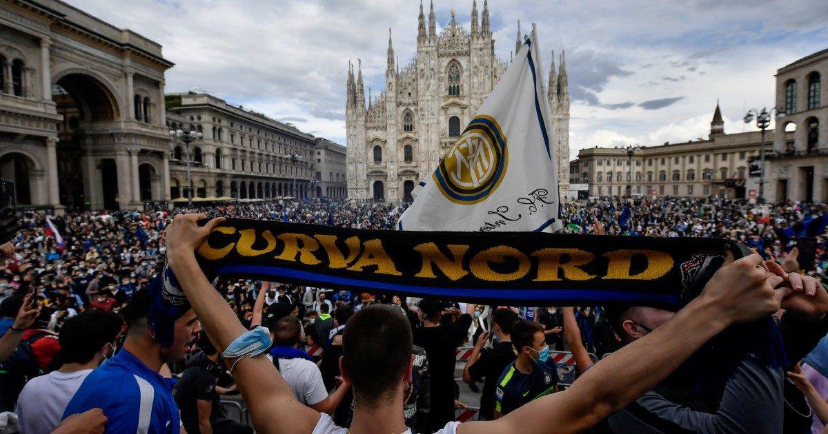 Festa nerazzurra, Fontana&Salvini all'attacco di Sala