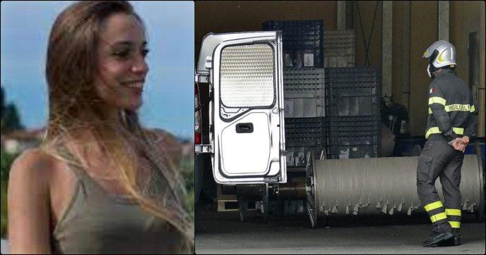 """Luana D'Orazio, nuova perizia sulla """"scatola nera"""" dell'orditoio. E spunta un audio al fidanzato: """"Mi hanno lasciata da sola"""""""