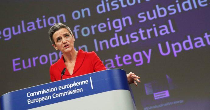 Bruxelles propone uno scudo contro le scalate delle imprese extra Ue. E vuole ridurre la dipendenza dalle materie prime importate