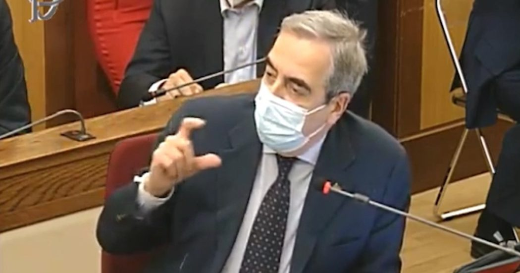 """Il senso di Gasparri del rapporto tra politica e Rai: """"A Sanremo hanno usato un mio audio, invece di fare interrogazioni ho chiamato il direttore…"""""""