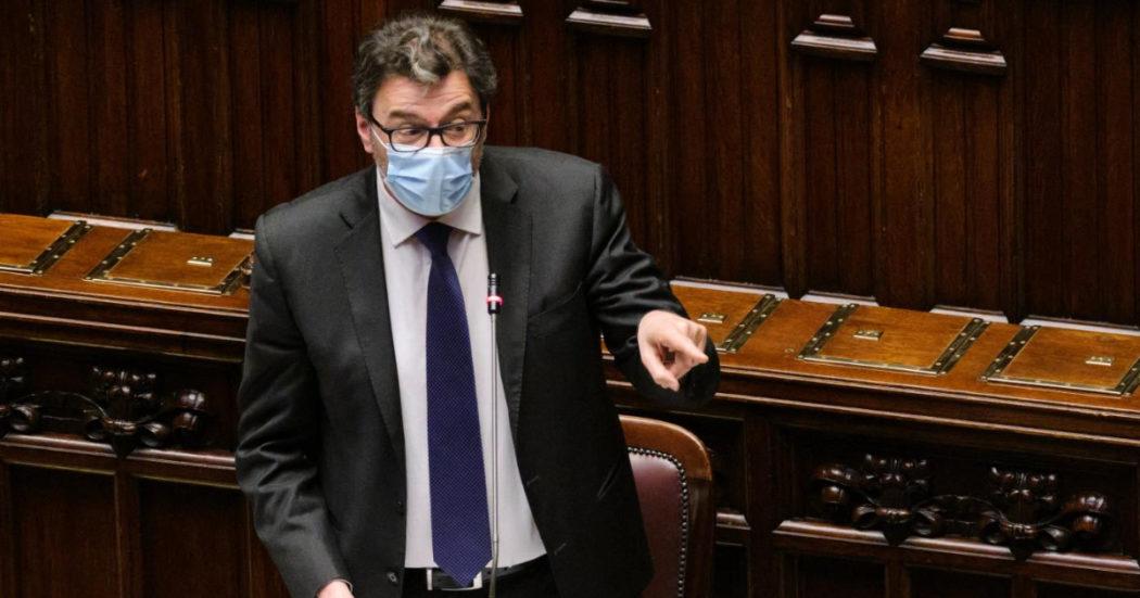 """Giorgetti nega """"le due Leghe"""", ma per Roma benedice Calenda. Draghi? """"Vorrei restasse a Chigi per sempre, ma la maggioranza si spaccherà"""""""