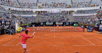 """Internazionali di tennis a Roma: dalle """"bolle"""" a colori all'autocertificazione, ecco le misure previste per riavere il pubblico al 25%"""
