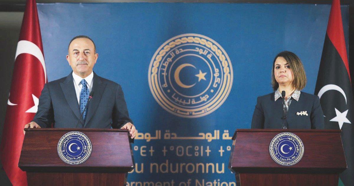 La Libia resta provincia di Ankara