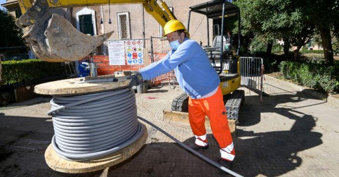 Tlc, con il governo Draghi si allontana l'ipotesi di una rete unica per la banda larga. Telecom accusa il colpo e perde il 5,5%