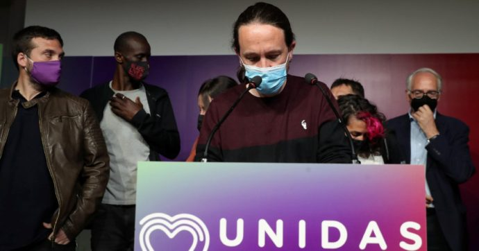 Pablo Iglesias esce di scena schiacciato dall'altra faccia del populismo
