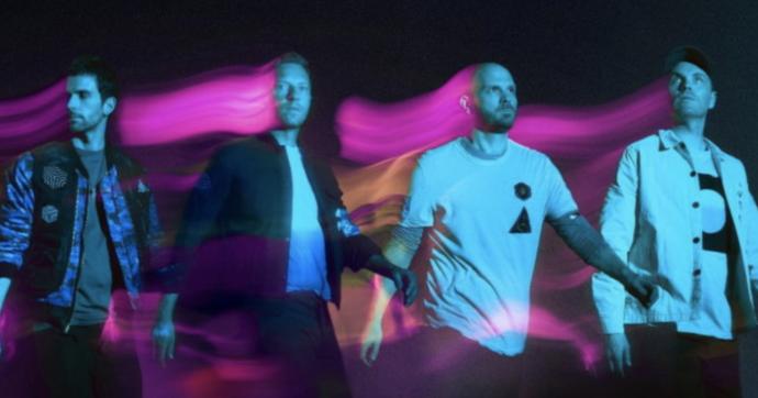 """I Coldplay lanciano nello spazio """"Higher Power"""": """"Una canzone nata su un lavandino di un bagno"""""""