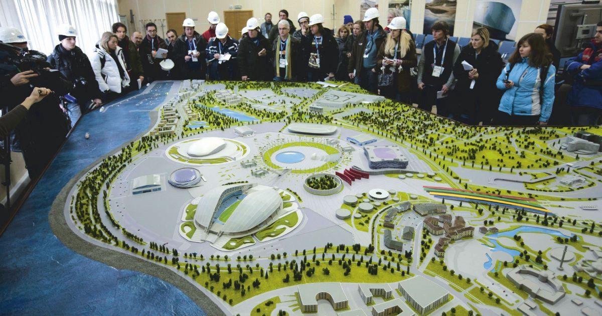 Le Olimpiadi di Sochi, gli affari degli 007 e un manager in fuga