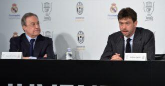 """Superlega, l'attacco di Juventus-Barcellona-Real all'Uefa dopo il deferimento: """"Pressioni inaccettabili"""""""