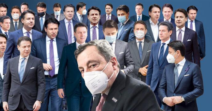 In Edicola sul Fatto Quotidiano del 8 Maggio: 300 tecnici al Pnrr: Draghi come Conte. Task force prima era un vulnus democratico, ora non più