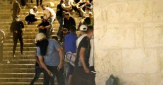 Gerusalemme, scontri tra forze di sicurezza e cittadini raccolti contro lo sgombero delle famiglie palestinesi: 170 feriti