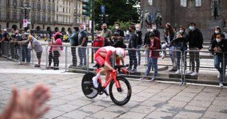 Giro a ruota libera – Nella prima tappa Ganna straccia gli avversari. E la gara inizia con un prestigioso (e insolito) trionfo italiano