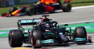 Hamilton vince il Gran premio di Barcellona. Secondo Verstappen e terzo Bottas. Quarta la Ferrari di Charles Leclerc