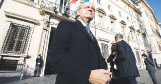 Davigo diede anche un rapporto scritto al vicepresidente Ermini