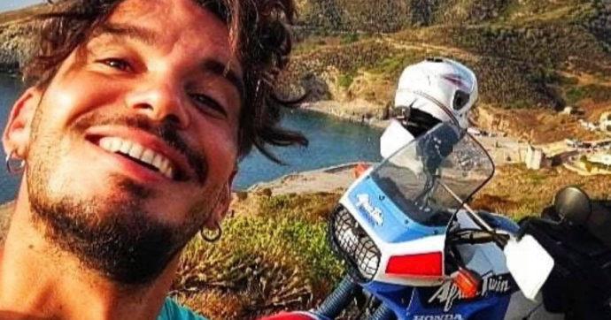"""Uomini e Donne, incidente in moto per l'ex tronista: """"Ho preso un gatto in curva e sono andato per terra"""""""