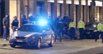 Milano, il coprifuoco non ferma la movida. Rissa in zona Porta Ticinese con lanci di bottiglie e feriti: intervengono polizia e ambulanze