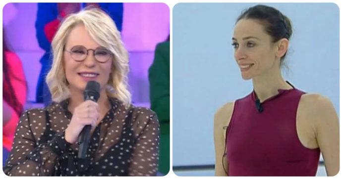 """Amici, la ballerina Anbeta rivela: """"Ho litigato con Maria De Filippi, ecco perché ho lasciato il programma"""""""